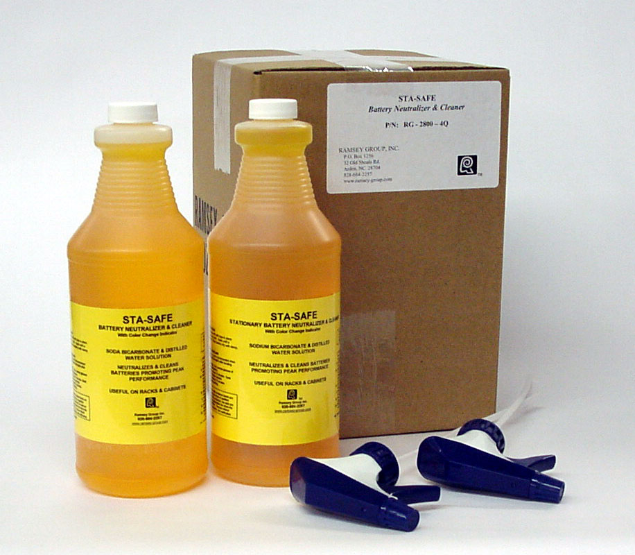 Sta-Safe RG-2800