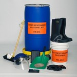 First Responder™ Ni-Cd Spill Kit