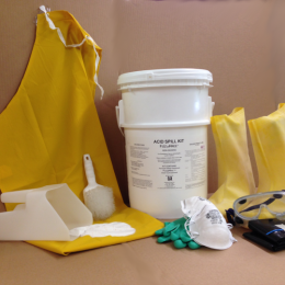 FIZZ pHREE™ INCIDENTAL ACID SPILL KIT