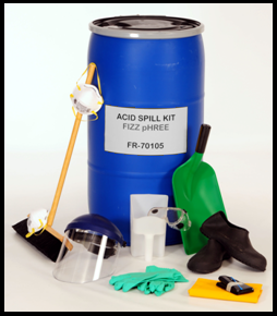 ACID SPILL KIT FR-70105 & FR-70105-C