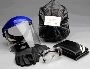 Battery Room Safety Wear SW-910