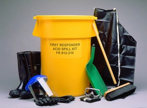 FIRST RESPONDER™ Acid Spill Kit FR-912-210