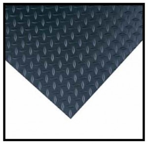 Insulating Electrical Mat increases safety for electrical technicians.