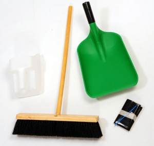 Clean-Up Equipment Large Refill Kit