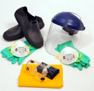 Safety Wear Large Refill Kit