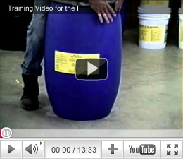 Training Video for Acid Spill Kit